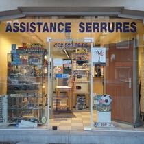 Assistance Serrures - Anderlecht - Magasin